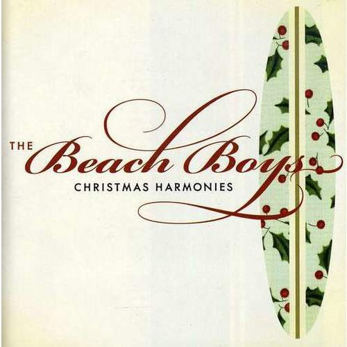 Christmas harmonies (*) - the beach boys (płyta cd) marki Empik.com