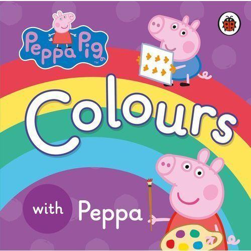 Peppa Pig: Colours (9780723297833)