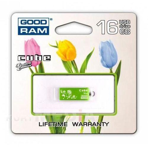 GoodDrive 16GB USB 2.0 CUBE Spring BOX, kup u jednego z partnerów