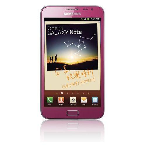 Samsung Galaxy Note GT-N7000, produkt z kat. telefony