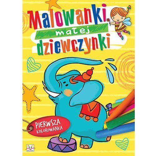 Malowanki małej dziewczynki + zakładka do książki GRATIS, Aksjomat