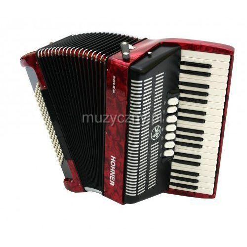 bravo iii 96 akordeon (czerwony) marki Hohner