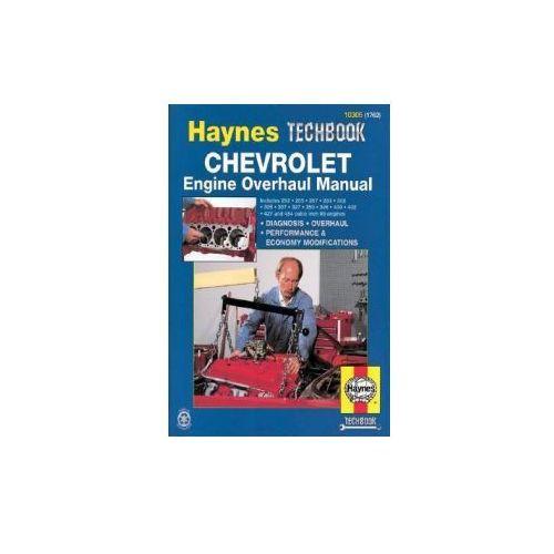 Chevrolet Engine Overhaul Manual (9781850107620)