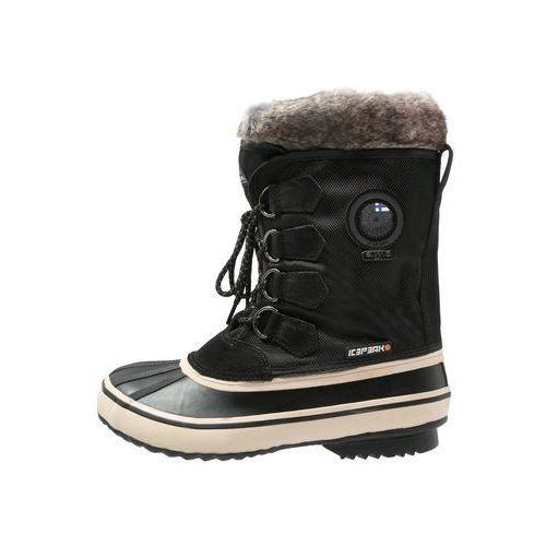Icepeak WINDY Śniegowce black - oferta [05116c26f5457580]