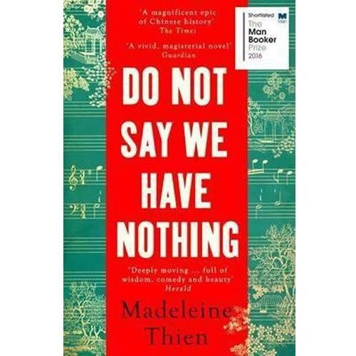 Do Not Say We Have Nothing, Random House
