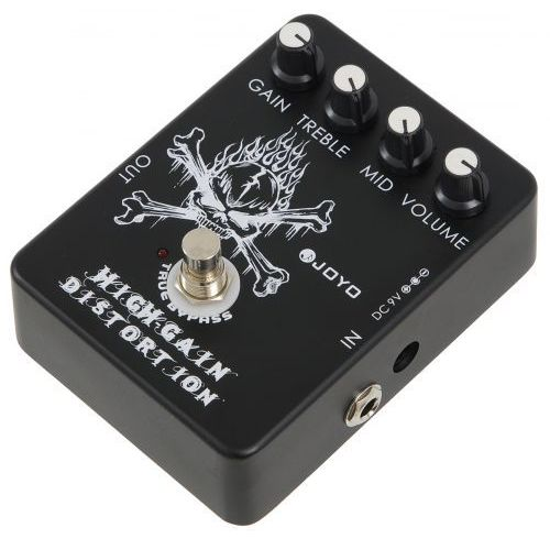 Joyo JF-04 High Gain Distortion - efekt gitarowy, 84D6-47259