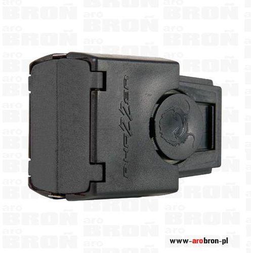 Kartridż z kulą gumową zasięg do 7,5m - czarny Phazzer, marki Phazzer - paralizatory do zakupu w www.arobron.pl