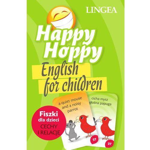 Happy Hoppy. Fiszki dla dzieci - angielski. Część 1 (2016)