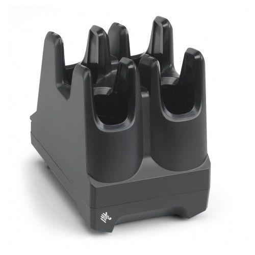 4-portowa ładowarka baterii do terminala Zebra TC8000 Standard, Zebra TC8000 Premium, Zebra TC8000 Expansion