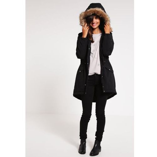 Vero Moda VMSABELLA Parka black/silver - sprawdź w wybranym sklepie