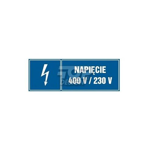 Top design Napięcie 400v/230v