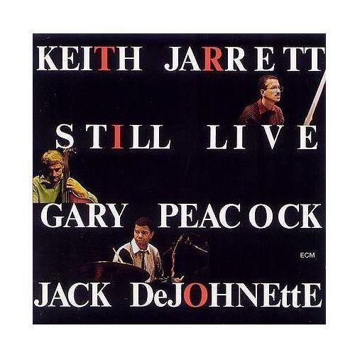 STILL LIVE - Keith Jarrett, Gary Peacock, Jack DeJohnette (Płyta CD) (0042283500822)