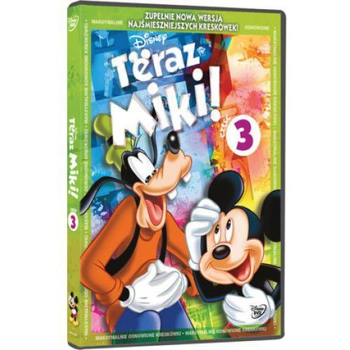 Disney Film teraz miki vol. 3 dvd (5907610738390)