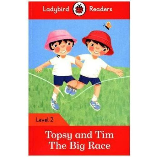 Topsy And Tim: The Big Race - Ladybird Readers Level 2, Penguin