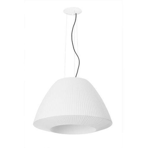 2BM:: Lampa wisząca BELLA Ø60cm - Z EKSPOZYCJI - biały