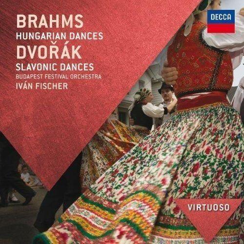 Universal music Ivan fischer - brahms:hungarian dances (virtuoso) (0028947840282)
