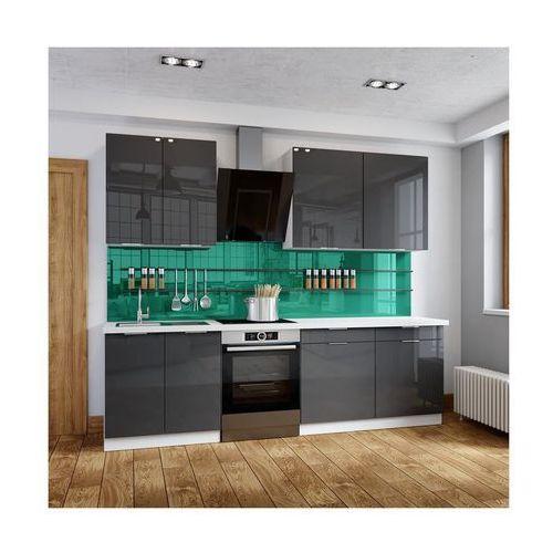 Classen Zestaw mebli kuchennych flint akryl 6 el. (5902514151702)