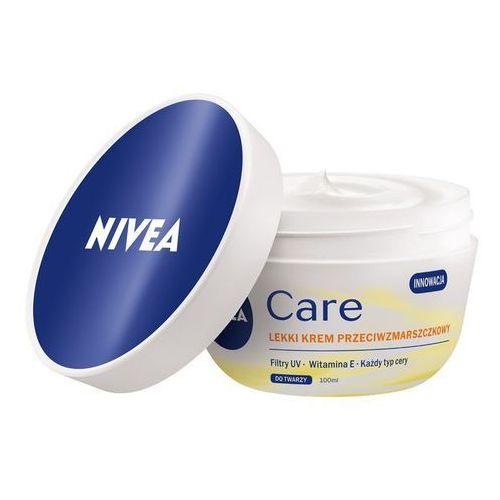 Nivea Care Lekki krem przeciwzmarszczkowy 100ml - Nivea (42332534)