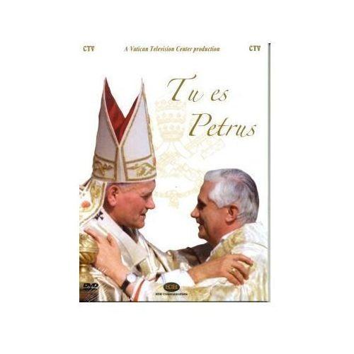 Klucze Królestwa - Od Jana Pawła II do Benedykta XVI - film DVD