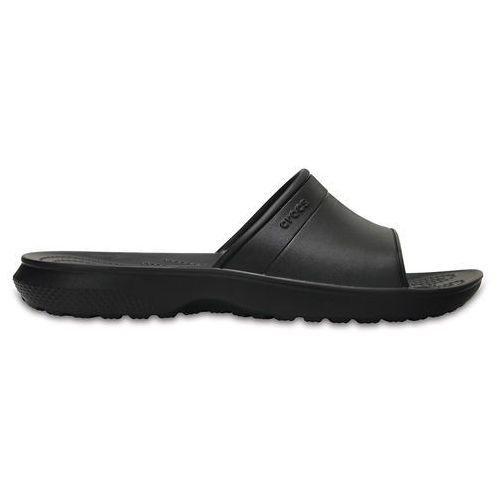 Crocs Buty classic slide 204067 black - czarny