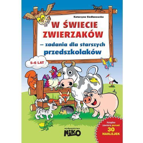 Zabawy przedszkolaków w świecie wesołych zwierzaków - Wysyłka od 3,99 - porównuj ceny z wysyłką, Siedlanowska Katarzyna