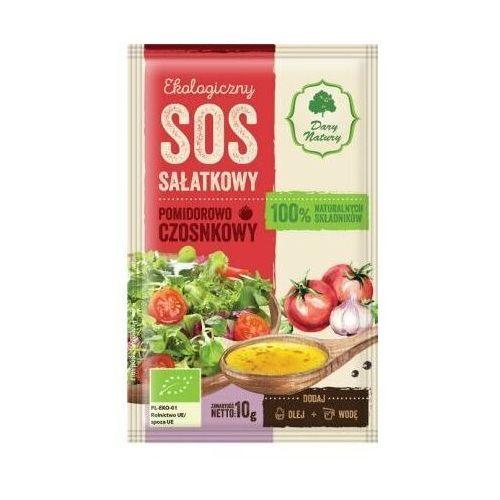 005dary natury Sos sałatkowy pomidorowo-czosnkowy 10g - dary natury eko