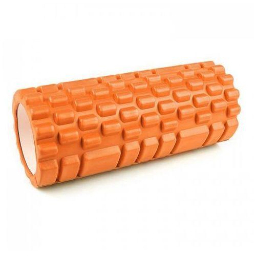 Yoyogi wałek treningowy z pianki 33,5cm pomarańczowy marki Capital sports