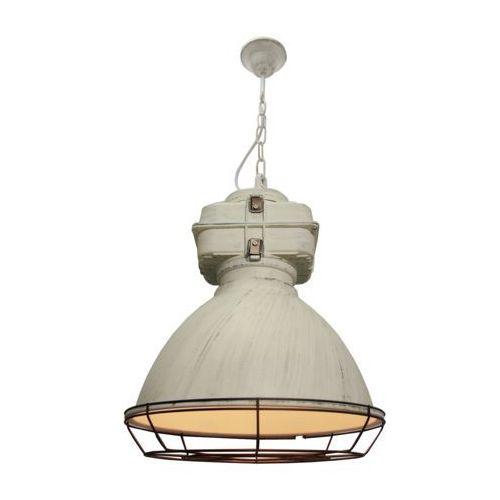 BISMARCK WHITE H5014 WH LAMPA WISZĄCA AZZARDO, kolor Industrial