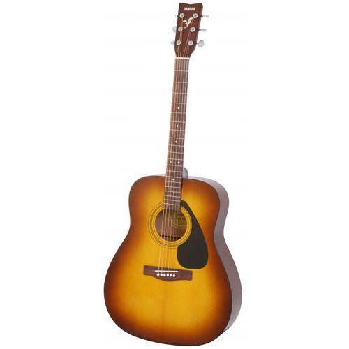 f310 tobacco brown sunburst gitara akustyczna marki Yamaha
