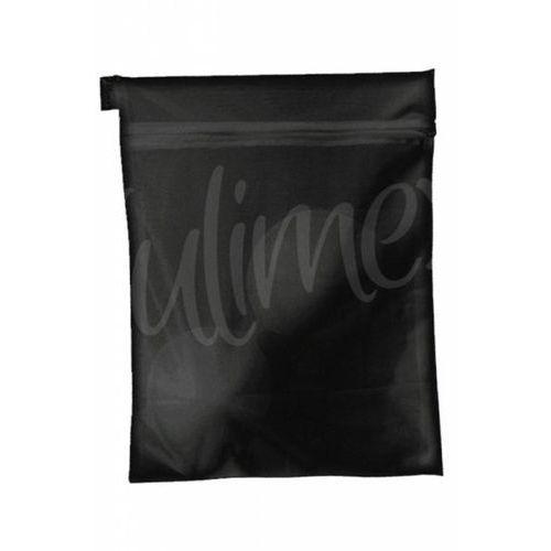 woreczek do prania biel ba 06 czarny duży 30x40, Julimex
