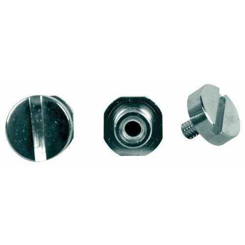 Tonepros scm1-c - locking studs, części mostka do gitary, chromowane