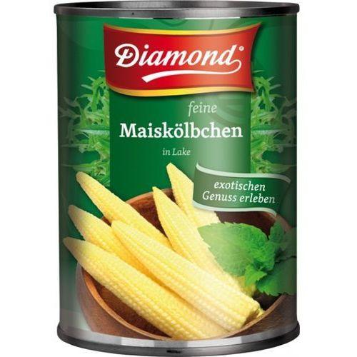 Mini kolby kukurydzy 425g - Diamond