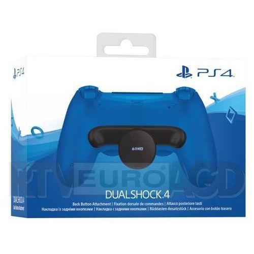 Sony dualshock 4 nasadka z przyciskami tylnymi (back button attachment) (0711719998006)