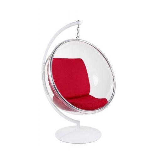 Fotel Bańka z podstawką inspirowany Bubble Chair, marki D2 do zakupu w Meblokosy