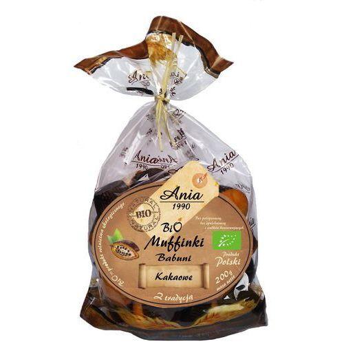 Muffinki babuni bio kakaowe 200g marki Ania