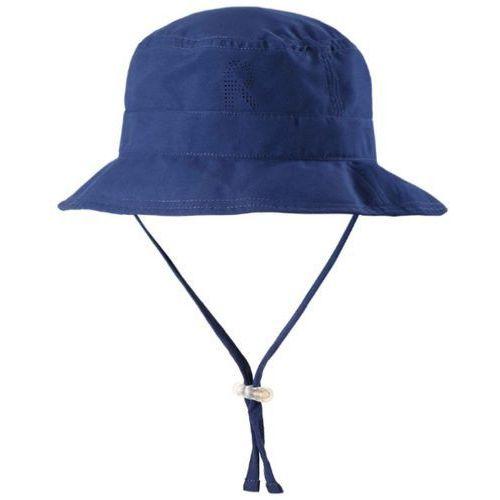 Reima dziecięcy kapelusz przeciwsłoneczny tropical uv 50+ 50, niebieski (6416134810141)
