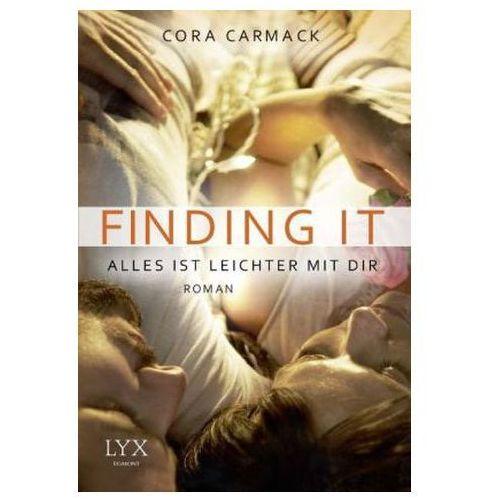 Finding it - Alles ist leichter mit dir (9783802596247)