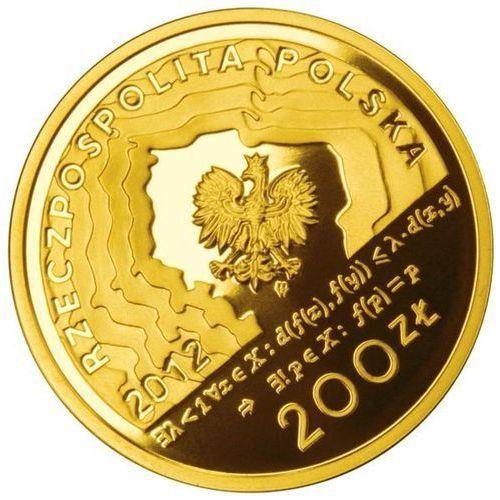 Nbp 200 zł - stefan banach - 2012