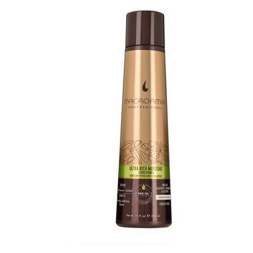 Macadamia ultra rich moisture - nawilżająca odżywka do włosów grubych 100ml