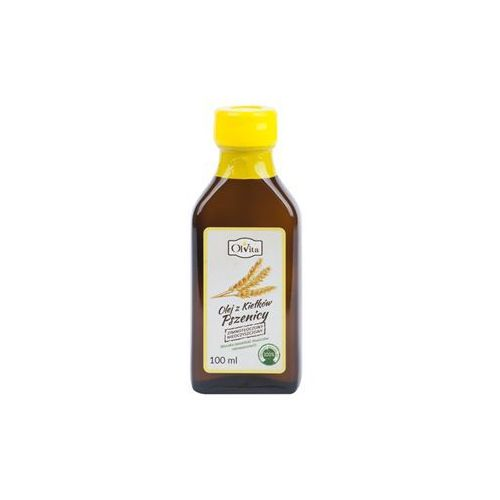Olej z kiełków pszenicy 100ml Olvita