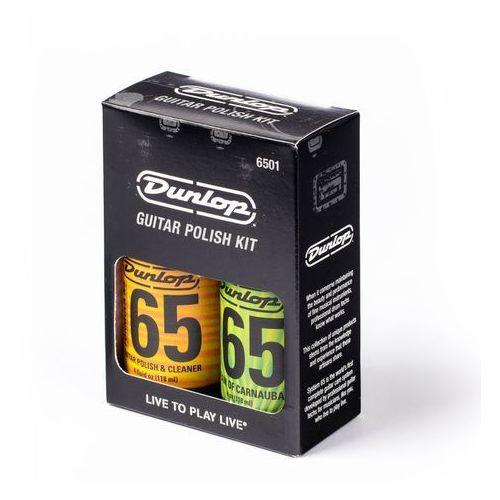 Dunlop 6501 zestaw do czyszczenia gitary