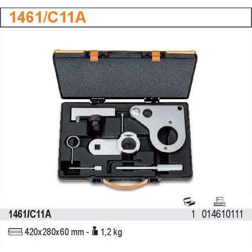 Zestaw narzędzi do blokowania i ustawiania układu rozrządu w silnikach 2,0 dci renault, model 1461/c11a marki Beta