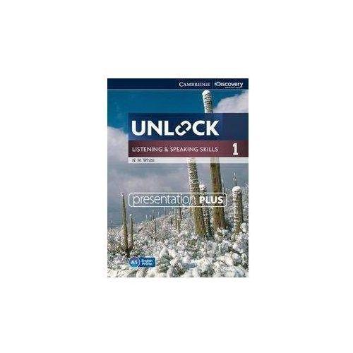 Unlock 1 Listening and Speaking Skills Presentation plus DVD (Płyta DVD)