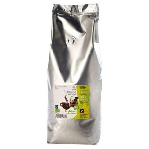 Kawa ziarnista Arabica 1000g BIO Fair Trade, 5400164126014