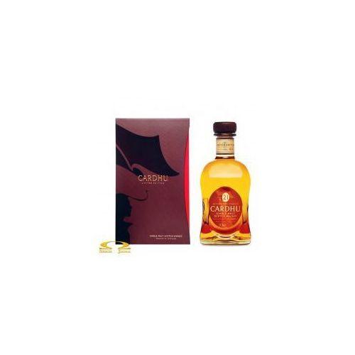 Whisky Cardhu 21YO Limited Edition 0,7l