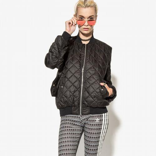 kurtka bomber jacket wyprodukowany przez Adidas