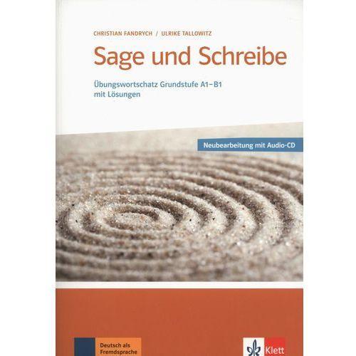 Sage und schreibe, Übungswortschatz Grundstufe Deutsch, Lektorklett