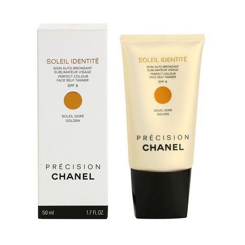 Chanel précision soleil identité samoopalający krem do twarzy 50 ml dla pań