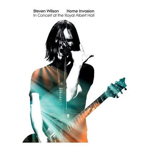 HOME INVASION: IN CONCERT AT THE ROYAL ALBERT HALL (DVD+2CD) - Steven Wilson (CD + DVD)