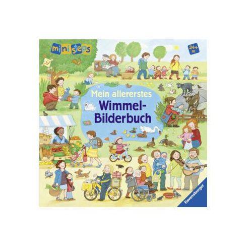 Mein allererstes Wimmel-Bilderbuch (9783473316632)